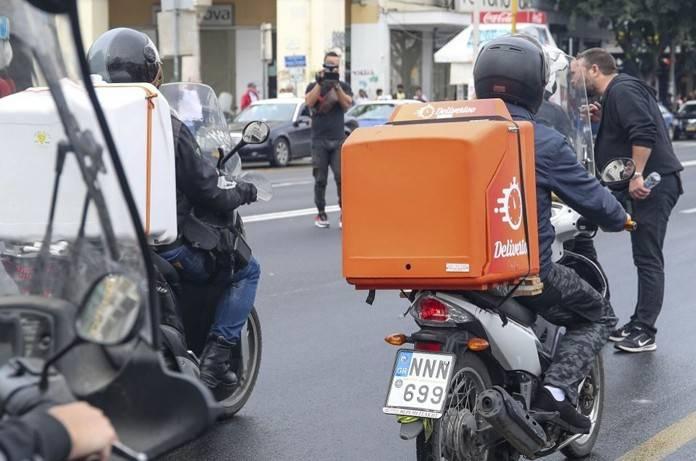 Περίπτωση ξυλοδαρμού ντελιβερά στην Κόρινθο καταγγέλλει η Επιτροπή Αγώνα Διανομέων Θεσσαλονίκης